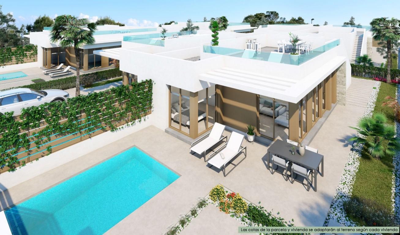 SSG-VGH4: Villa in Vistabella Golf