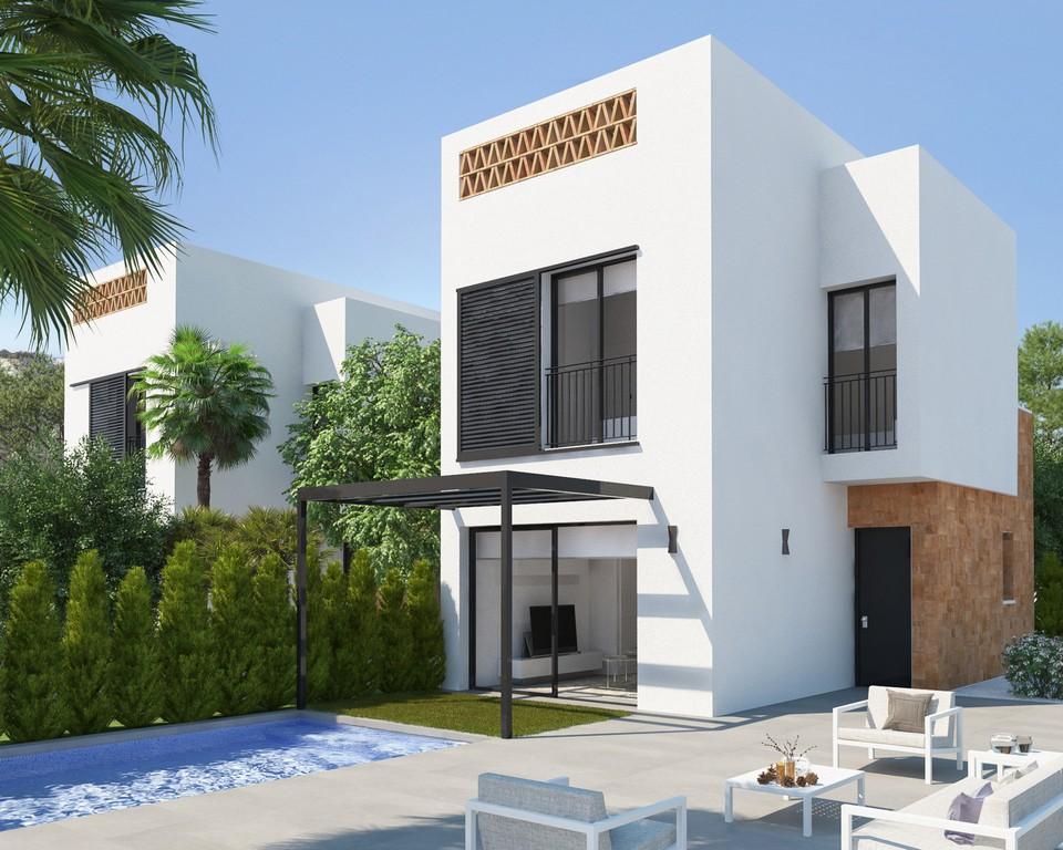 SSG-MEDH10-2: Villa in Benijófar