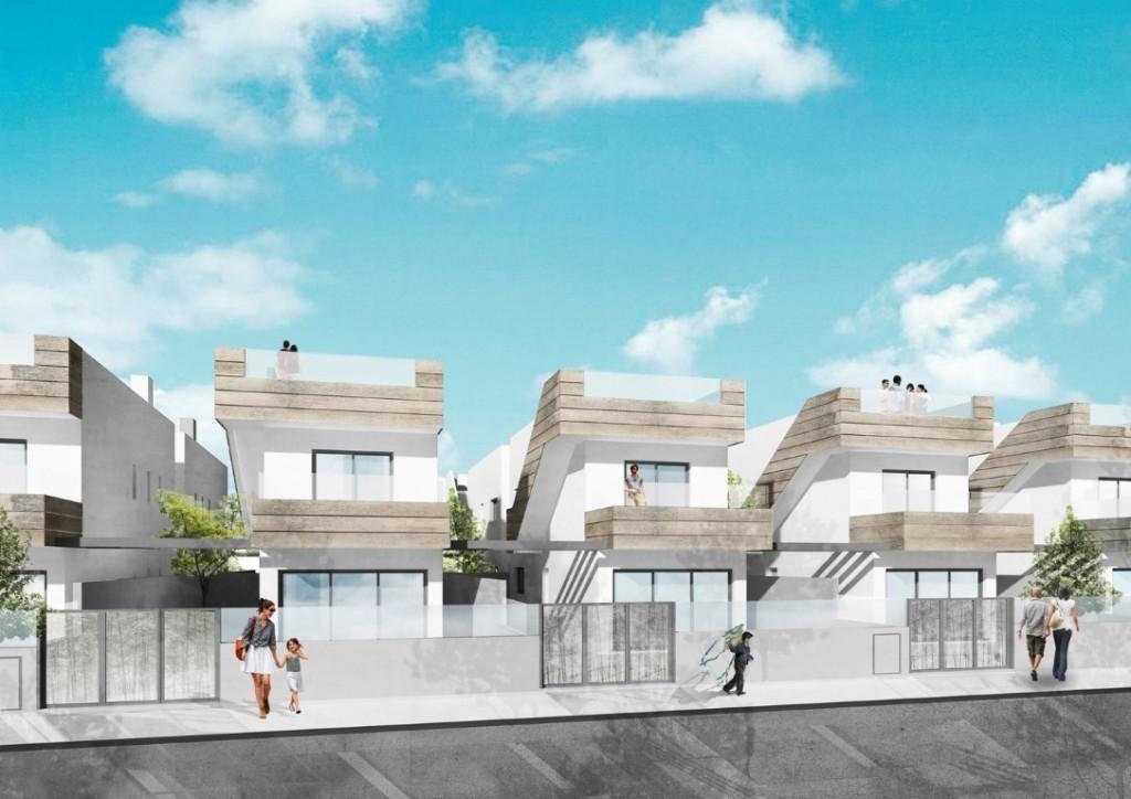 Ref:SSG-MARG7 Villa For Sale in Torre de la Horadada