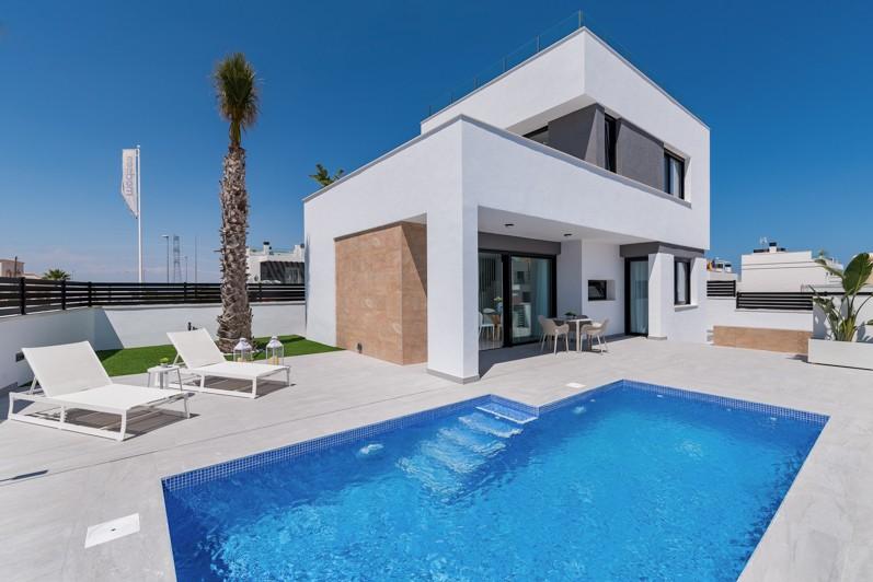 Ref:SSG-MDS2 Villa For Sale in Orihuela Costa