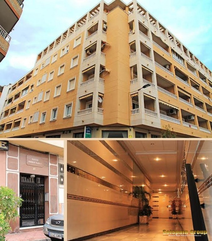 SSG-p0923: Apartment in Torrevieja