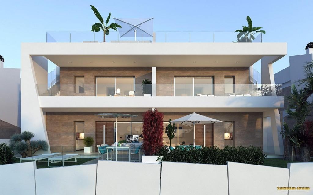 SSG-cib1: Apartment in Finestrat
