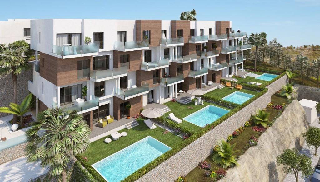 SSG-PAT7: Apartment in Orihuela Costa