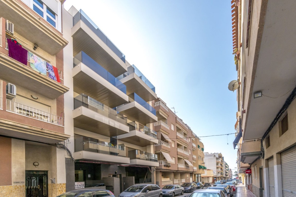 SSG-EDE1: Apartment in Torrevieja