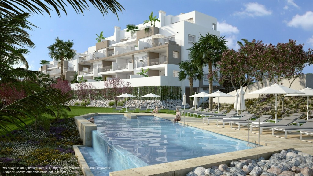 Ref:SSG-TRV9 Apartment For Sale in Orihuela Costa