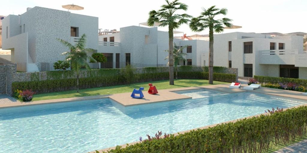 Ref:SSG-PAT2 Apartment For Sale in Algorfa