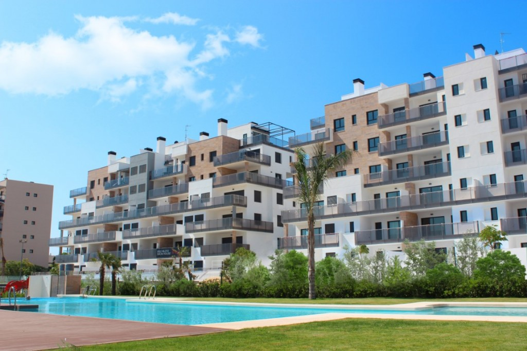 Ref:SSG-trv6 Apartment For Sale in Orihuela Costa