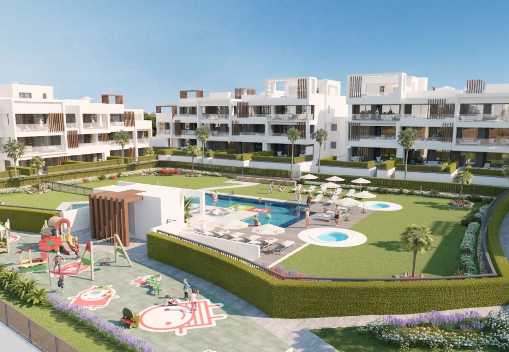 Ref:SSG-TMG7 Apartment For Sale in Estepona