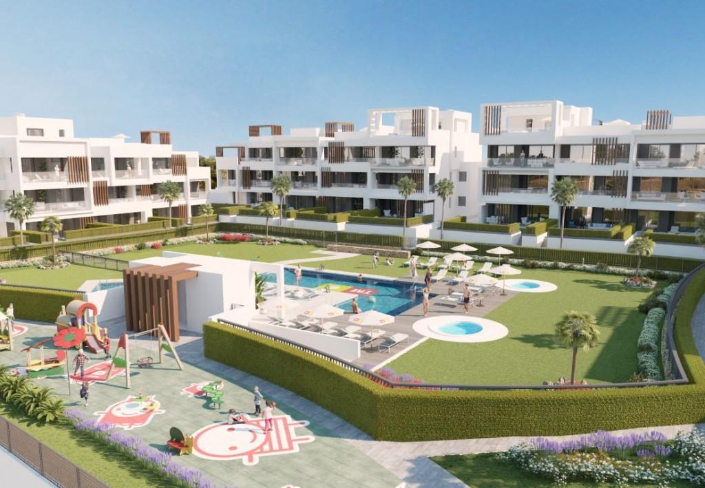 SSG-TMG7: Apartment in Estepona