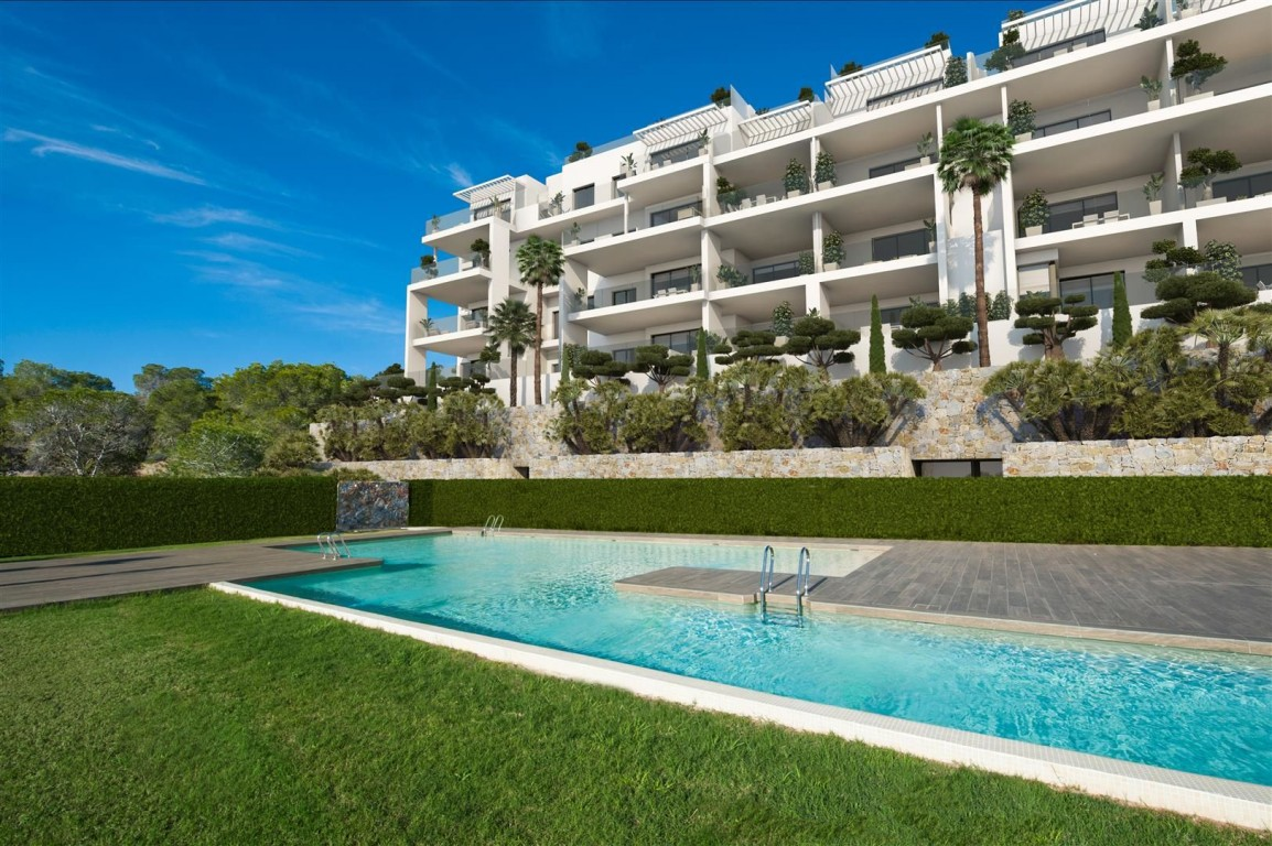 SSG-maj7-3: Apartment in Las Colinas Golf