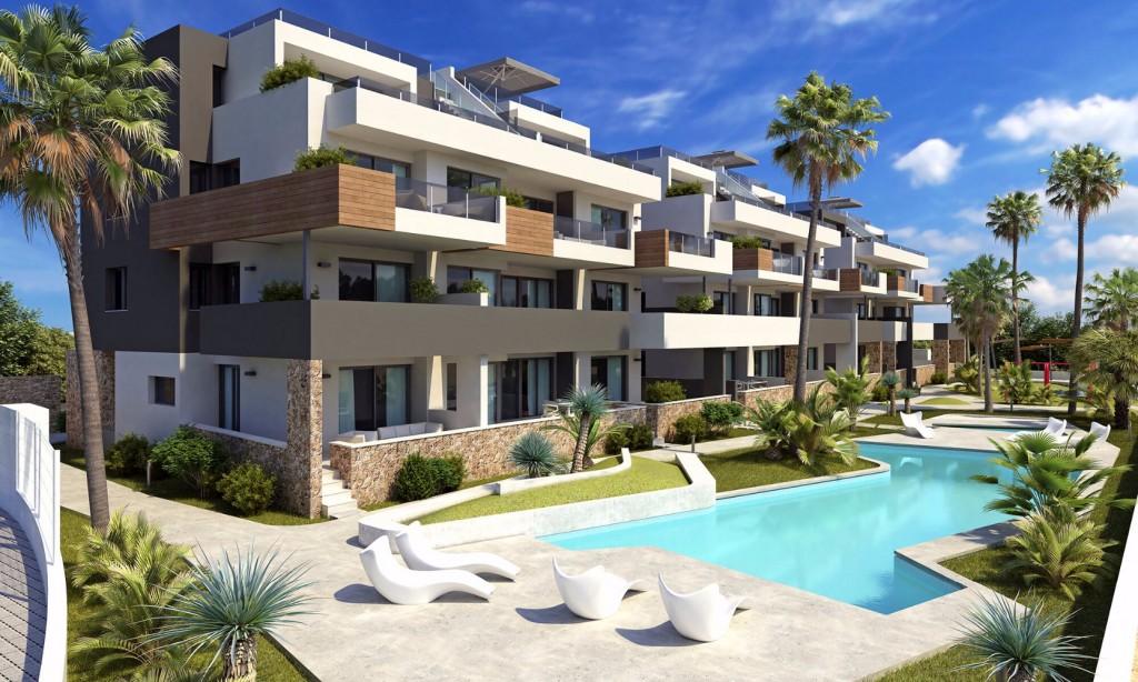 SSG-DLY3: Penthouse in Orihuela Costa