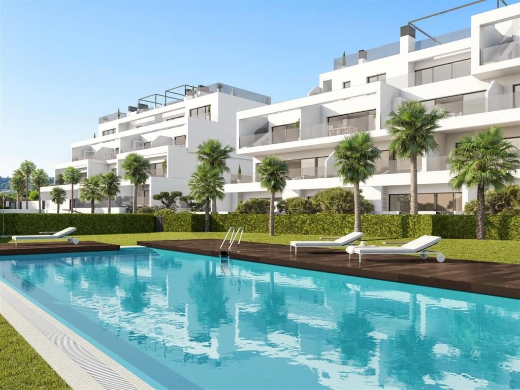 SSG-MAJ9-2: Apartment in Las Colinas Golf