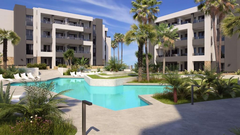 SSG-DLY5: Apartment in Orihuela Costa