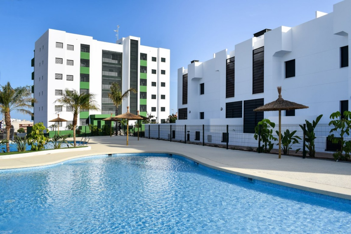 SSG-GVP1-2: Apartment in Mil Palmeras
