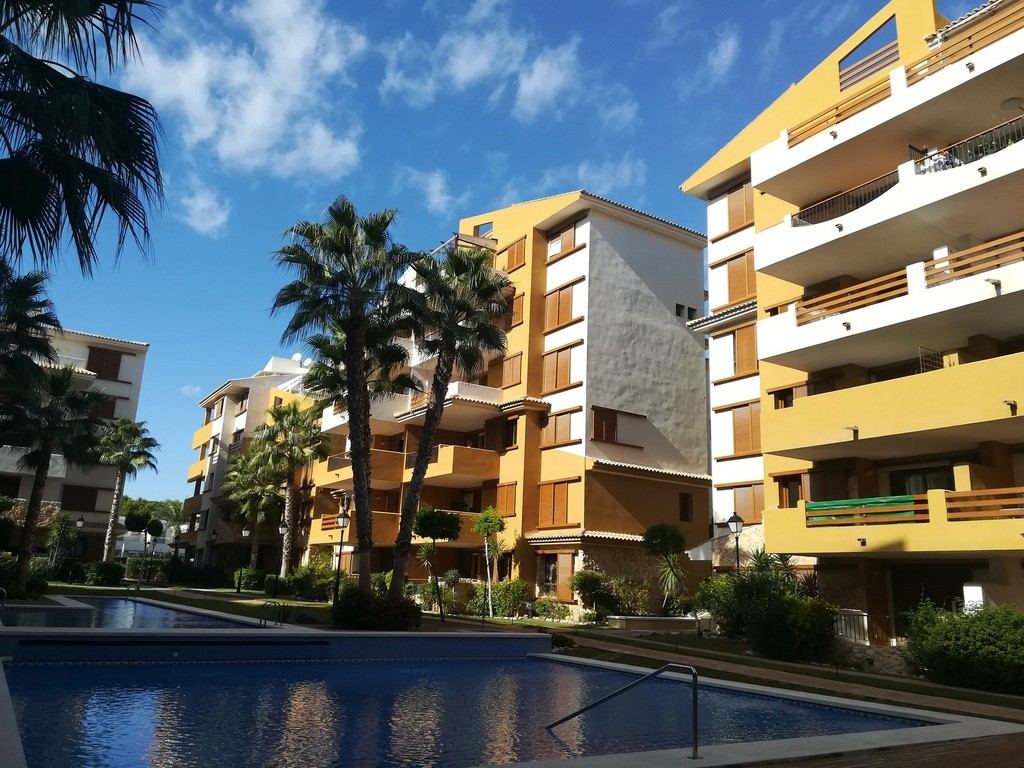 Ref:SSG-gmd1-3 Apartment For Sale in Punta Prima