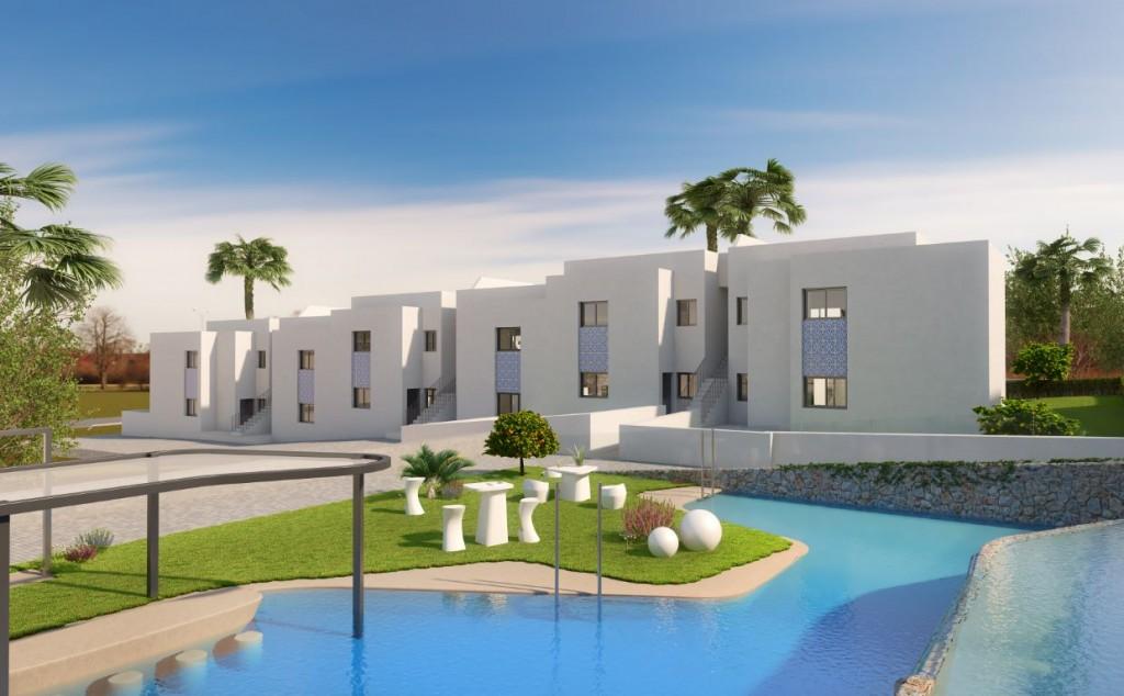 SSG-PAT5: Apartment in San Miguel de Salinas