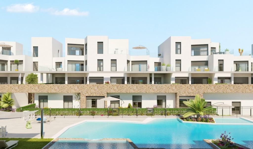 Ref:SSG-PAT4 Apartment For Sale in Orihuela Costa
