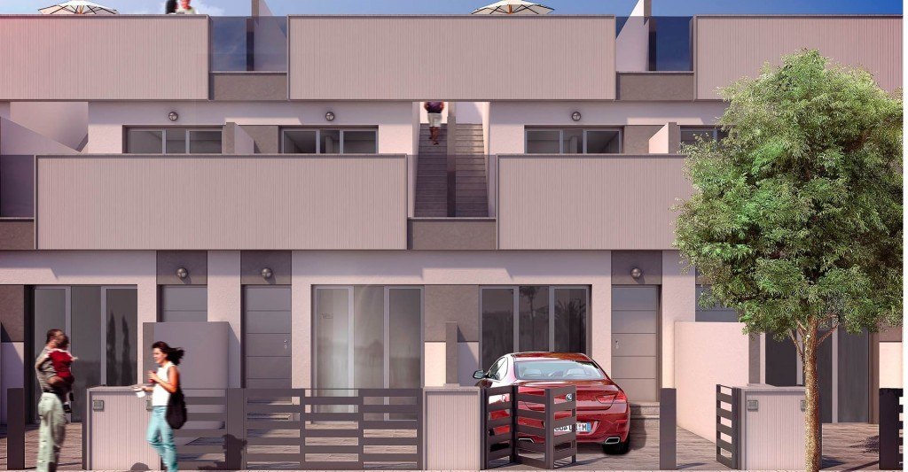 SSG-MARG1: Townhouse in San Pedro del Pinatar