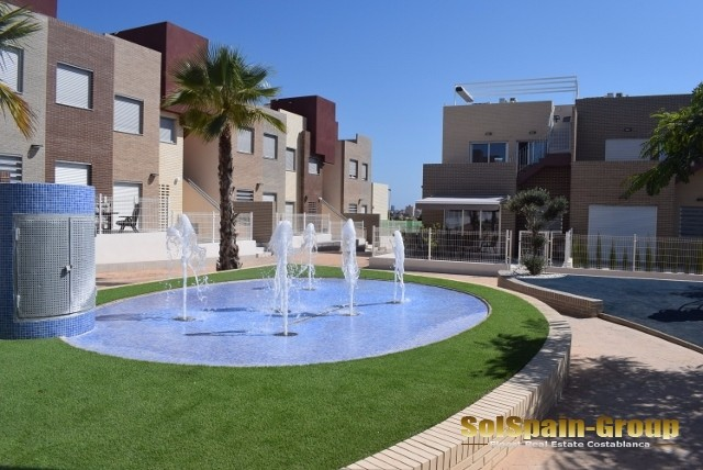 Ref:SSG-p1631 Townhouse For Sale in Torrevieja