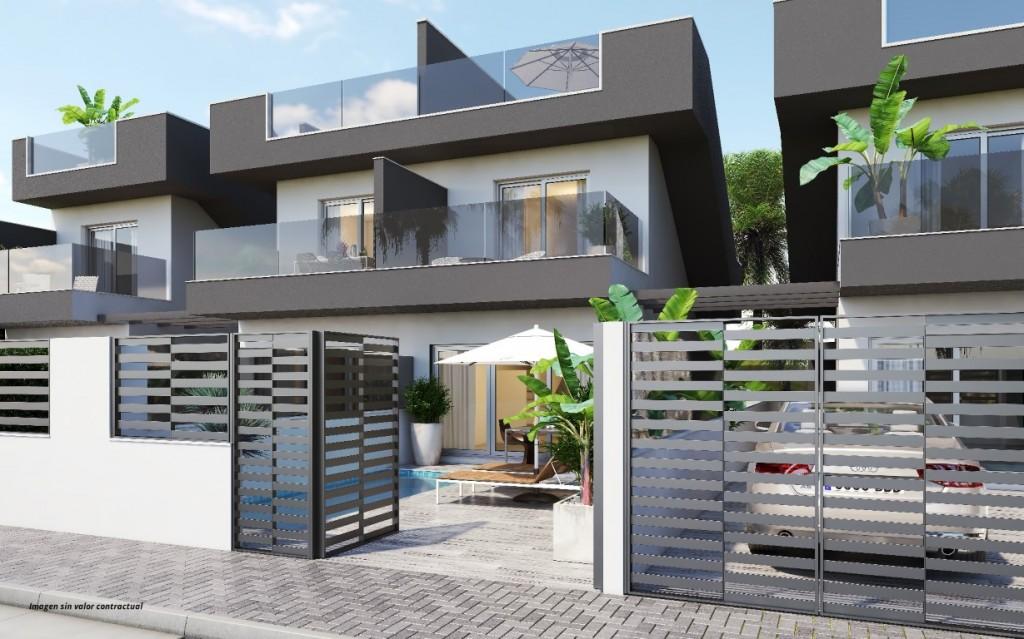 Ref:SSG-MARG5 Duplex For Sale in Torre de la Horadada