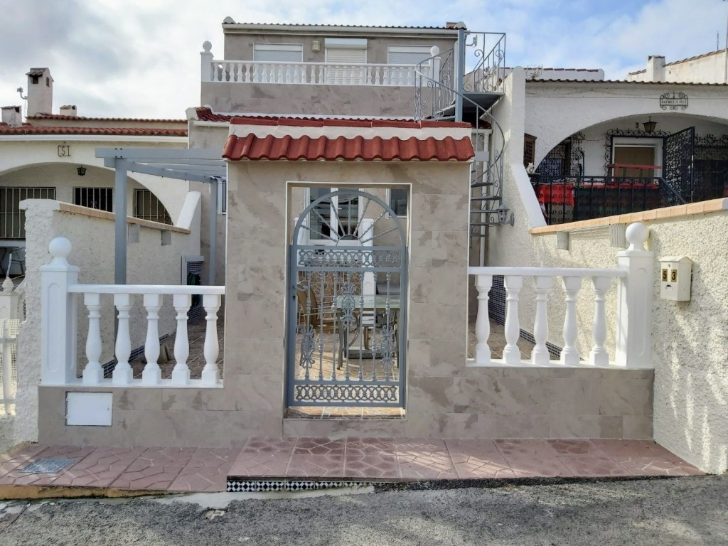 Ref:SSG-p1938 Townhouse For Sale in Ciudad Quesada