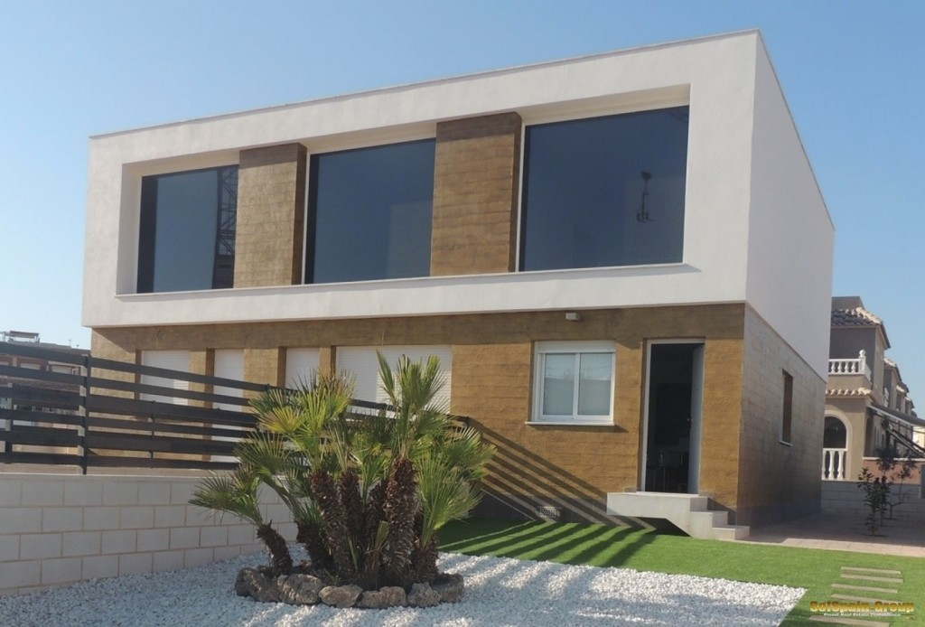 SSG-MAS1: Townhouse in Gran Alacant