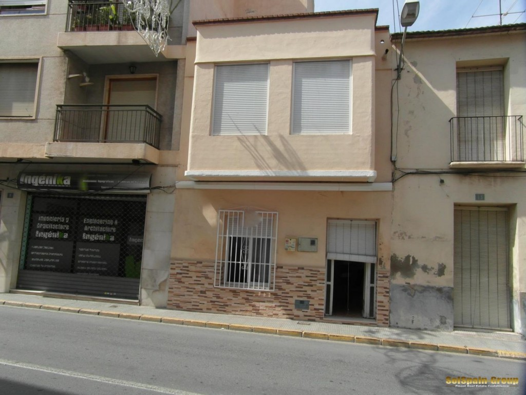 SSG-p0885: Townhouse in Rojales