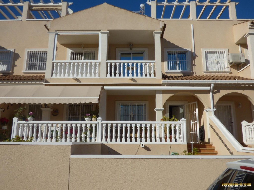 Ref:SSG-p1538lm Townhouse For Sale in Ciudad Quesada