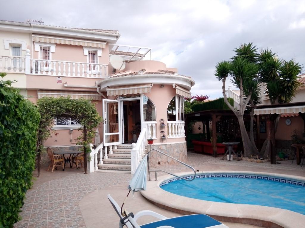 Ref:SSG-P1952 Villa For Sale in Ciudad Quesada