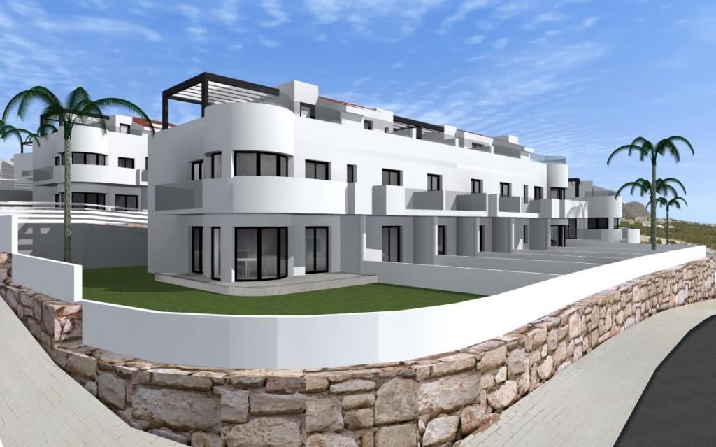 SSG-IMS7-2: Townhouse in Finestrat
