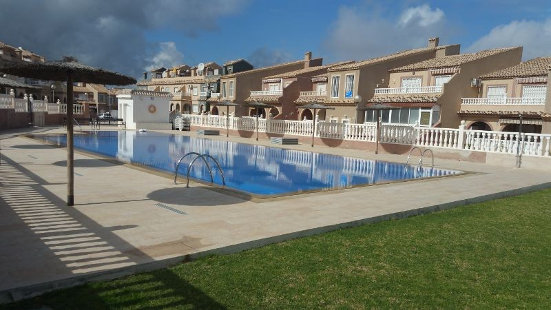 Ref:SSG-p1819 Townhouse For Sale in Gran Alacant
