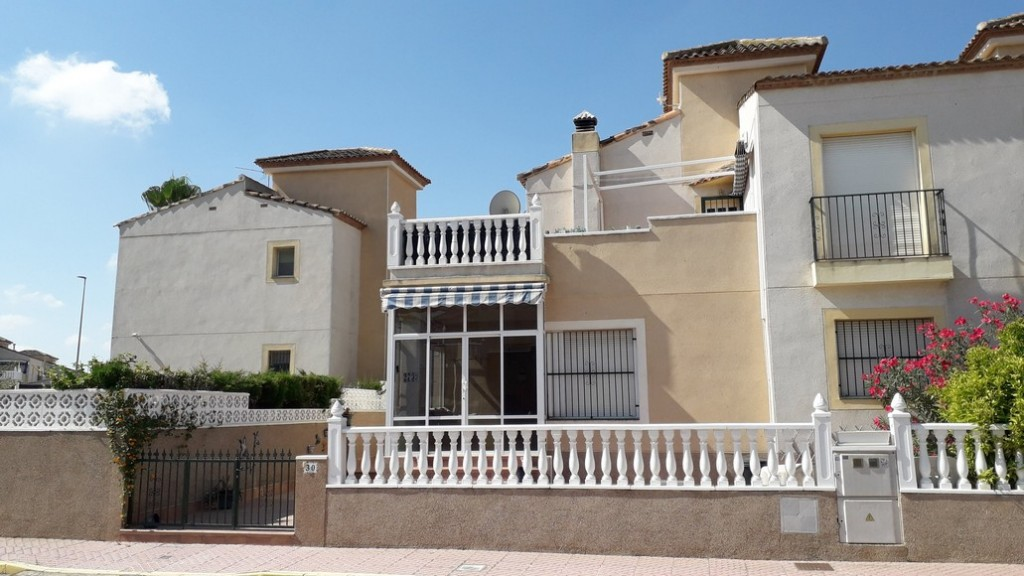 Ref:SSG-P1866A Townhouse For Sale in Algorfa