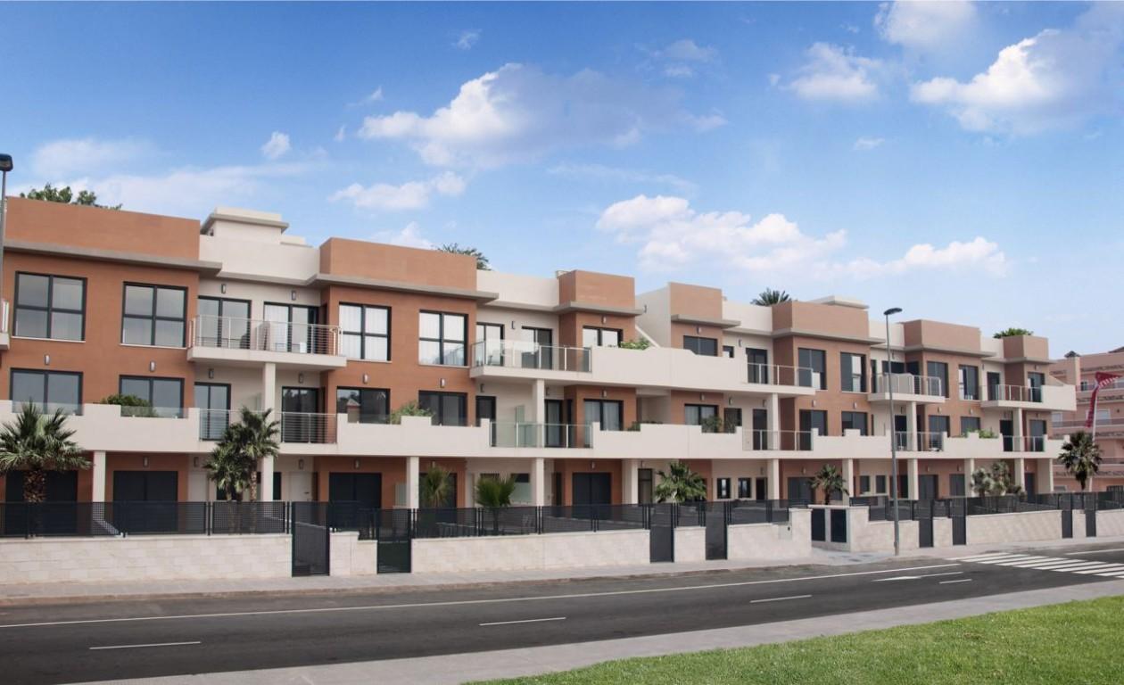 Ref:SSG-EUR1-2 Apartment For Sale in La Zenia