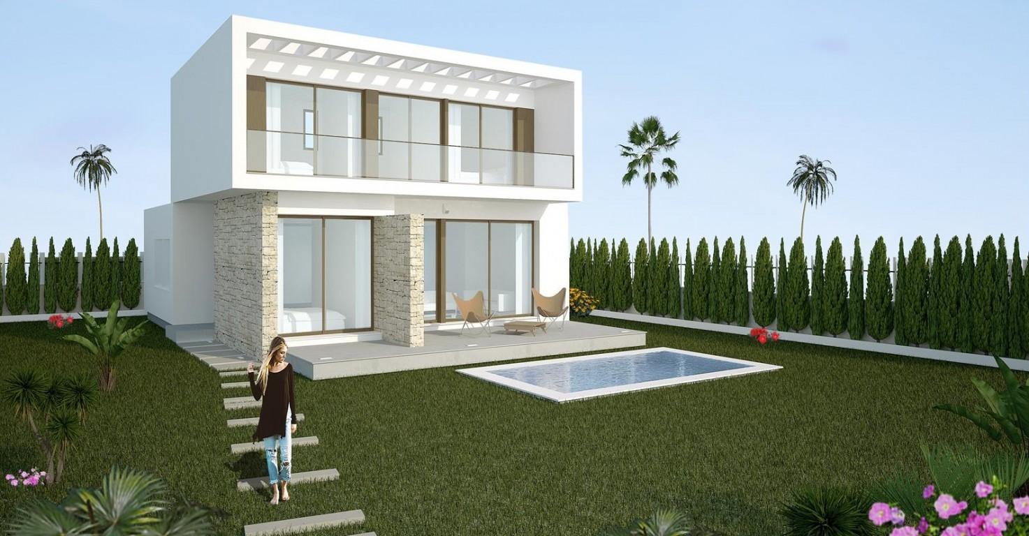 SSG-VGH8: Villa in Vistabella Golf