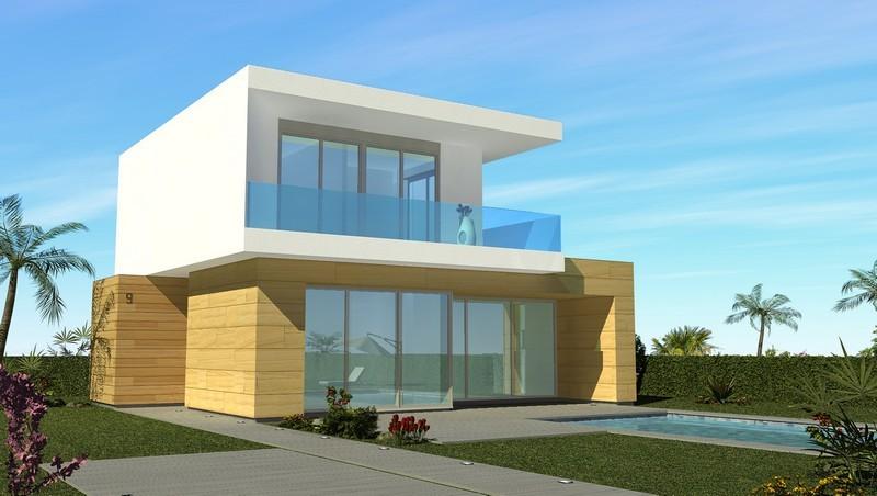 SSG-VGH9: Villa in Vistabella Golf