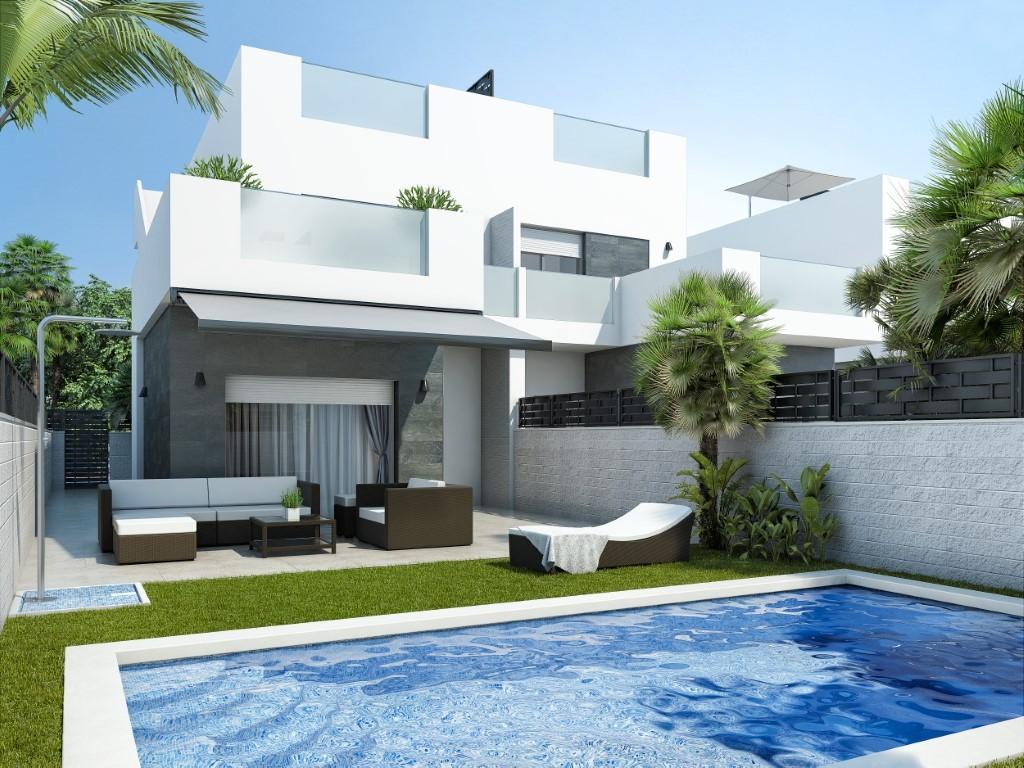 SSG-RKT3: Villa in Ciudad Quesada