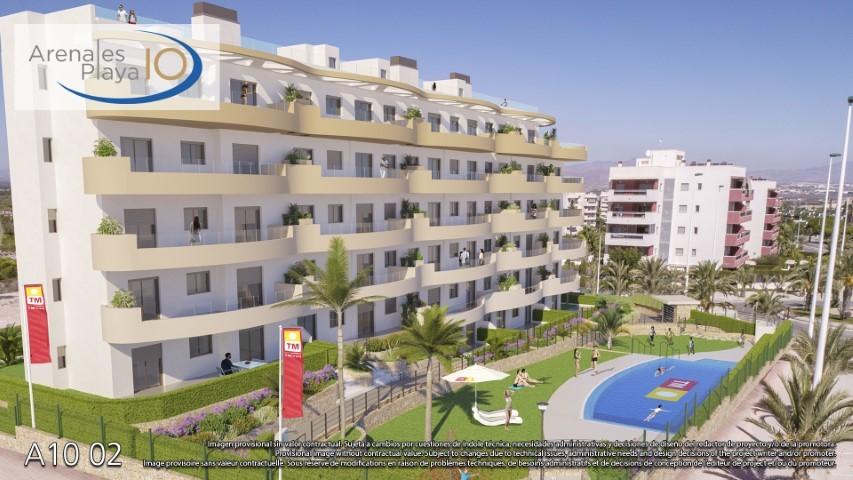 SSG-TMG17: Apartment in Arenales del Sol