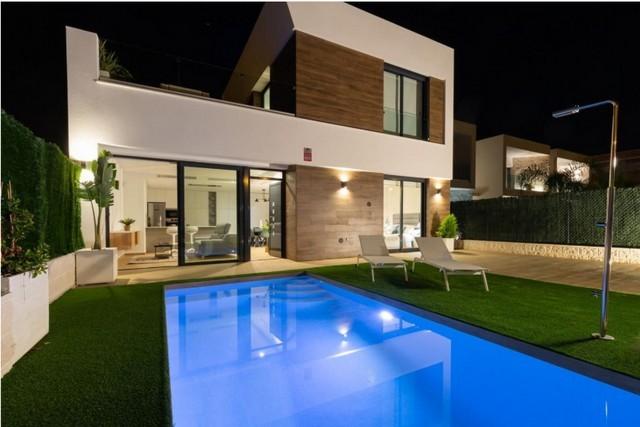 New build Villa in El Campello El Campello