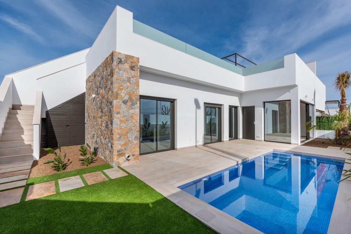 New build Villa in Santiago de la Ribera Santiago de la Ribera