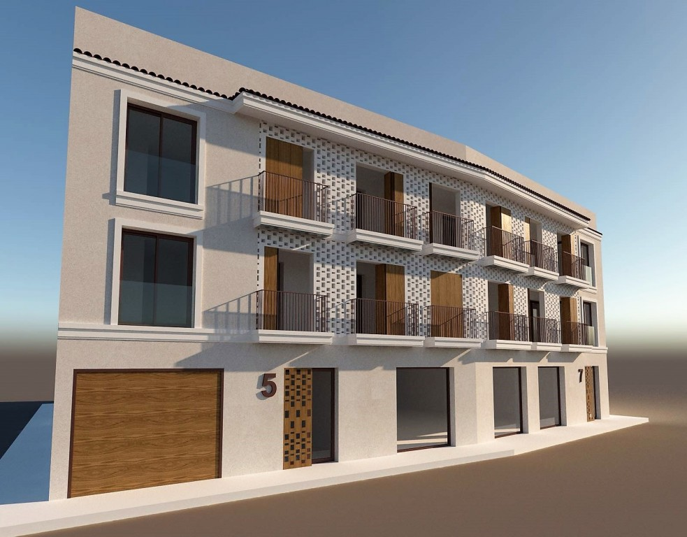 Ref:SSG-AMY15 Apartment For Sale in Orihuela Costa