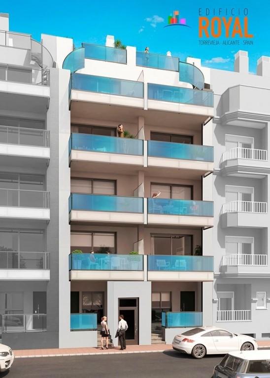SSG-AMY16: Apartment in Playa del Cura