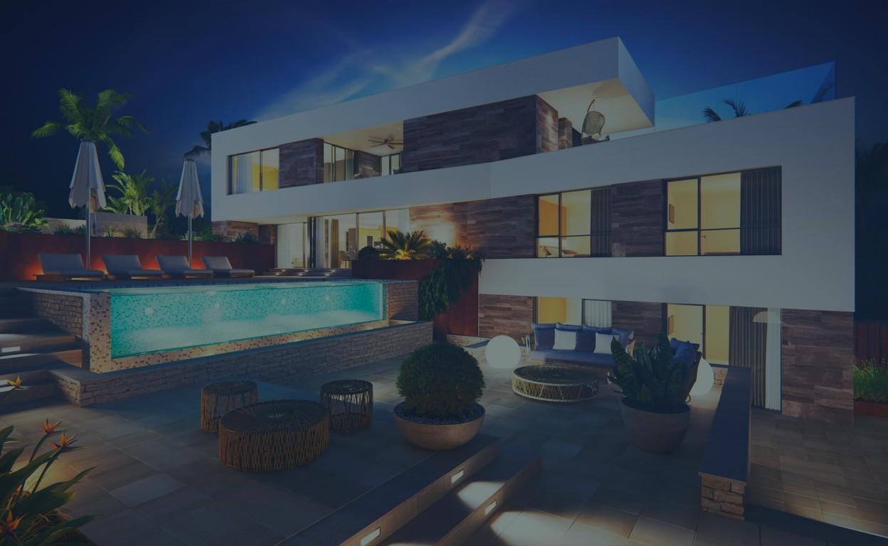 SSG-NLP2: Villa in Cabo de Palos