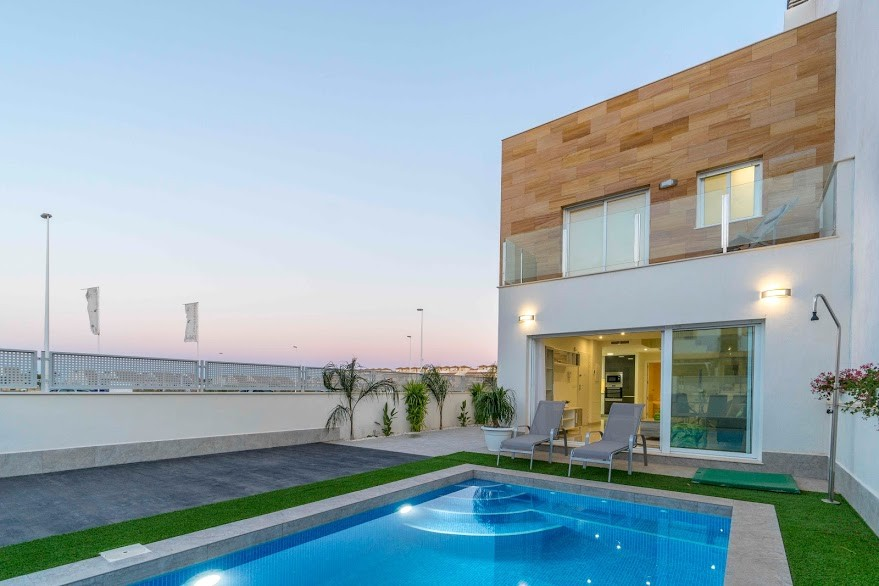 SSG-BCH1: Townhouse in San Pedro del Pinatar