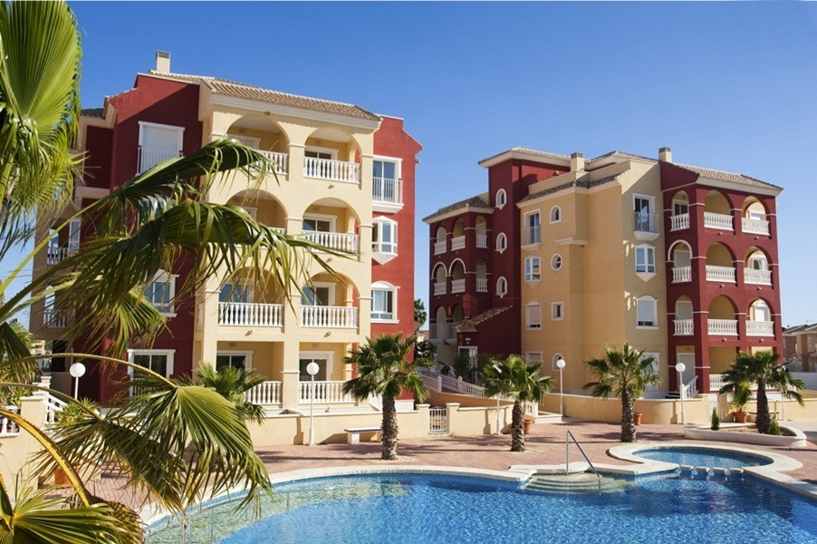 Ref:SSG-EUR13 Apartment For Sale in Los Alcazares