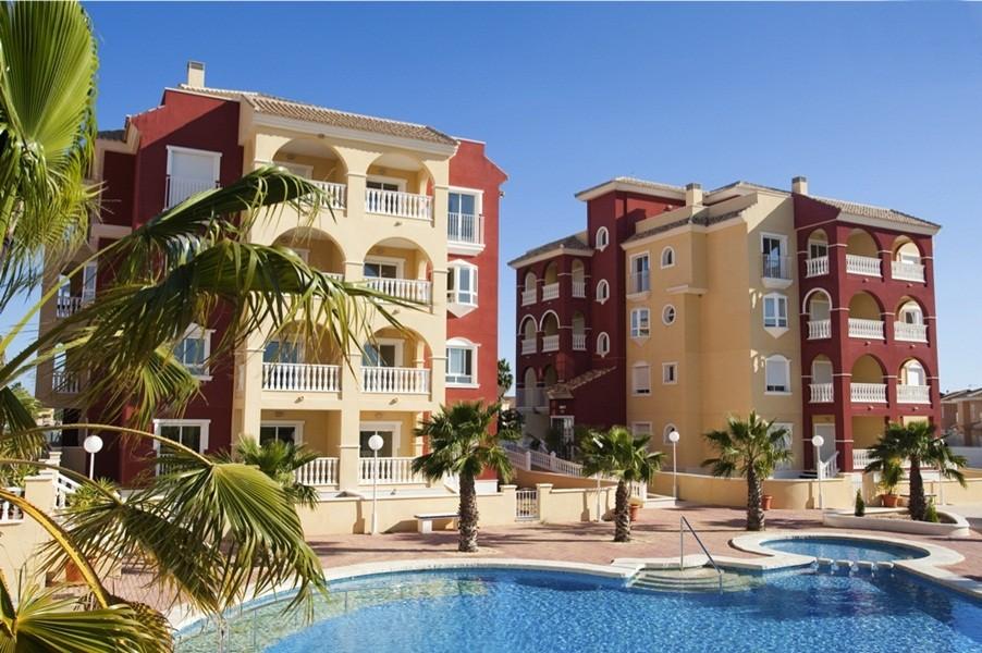 SSG-EUR13: Apartment in Los Alcazares