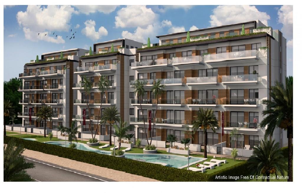 SSG-EUR10-P4: Penthouse in Guardamar del Segura