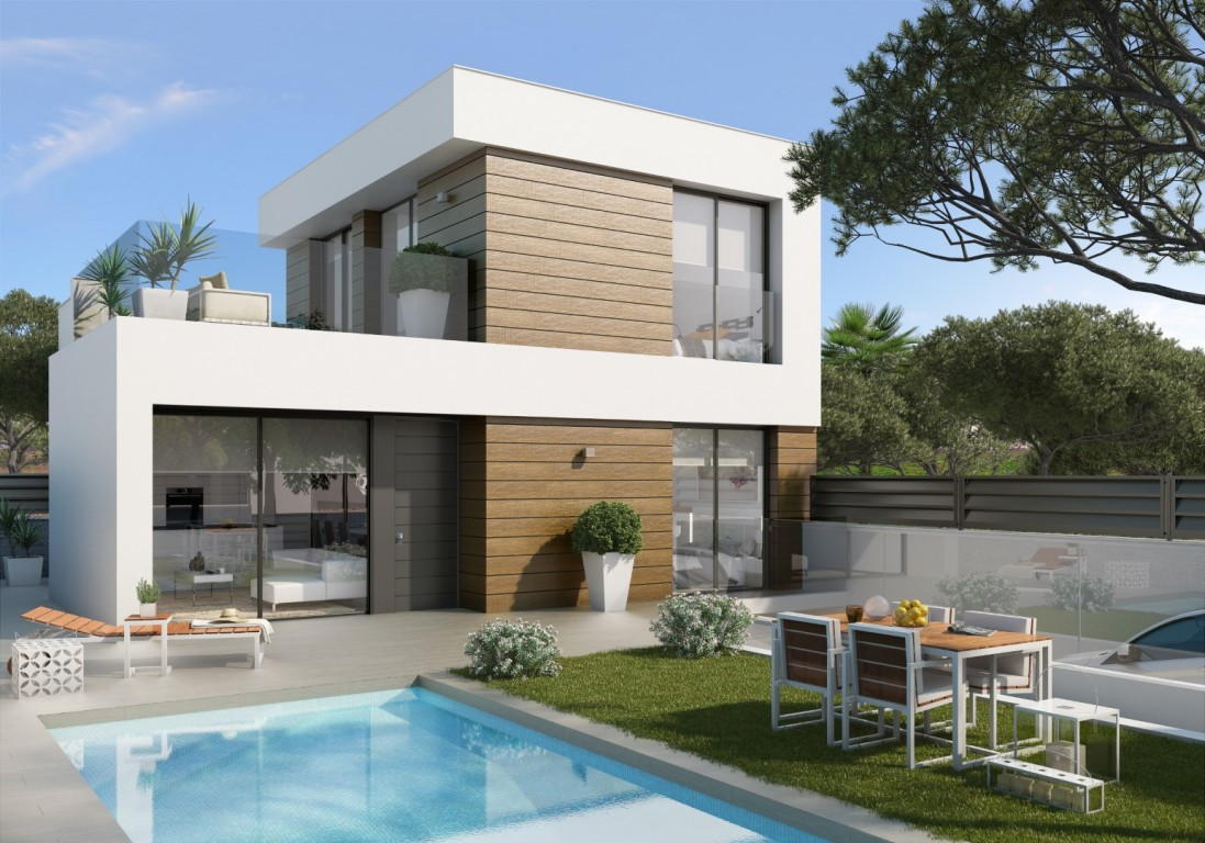 SSG-MEDH11: Villa in El Campello