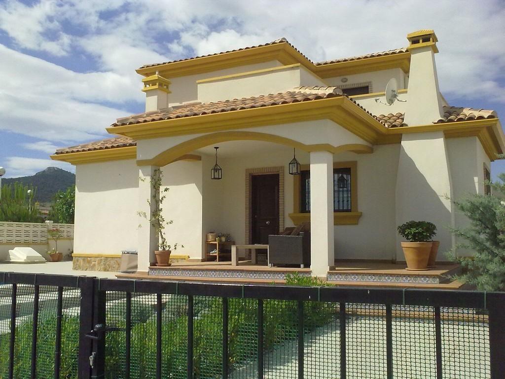 SSG-CON7: Villa in Hondon de las Nieves