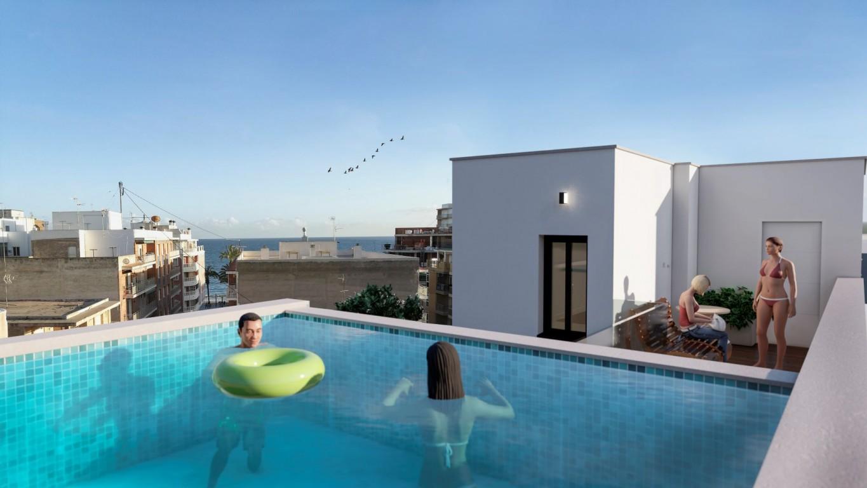 SSG-PLV1: Apartment in Torrevieja