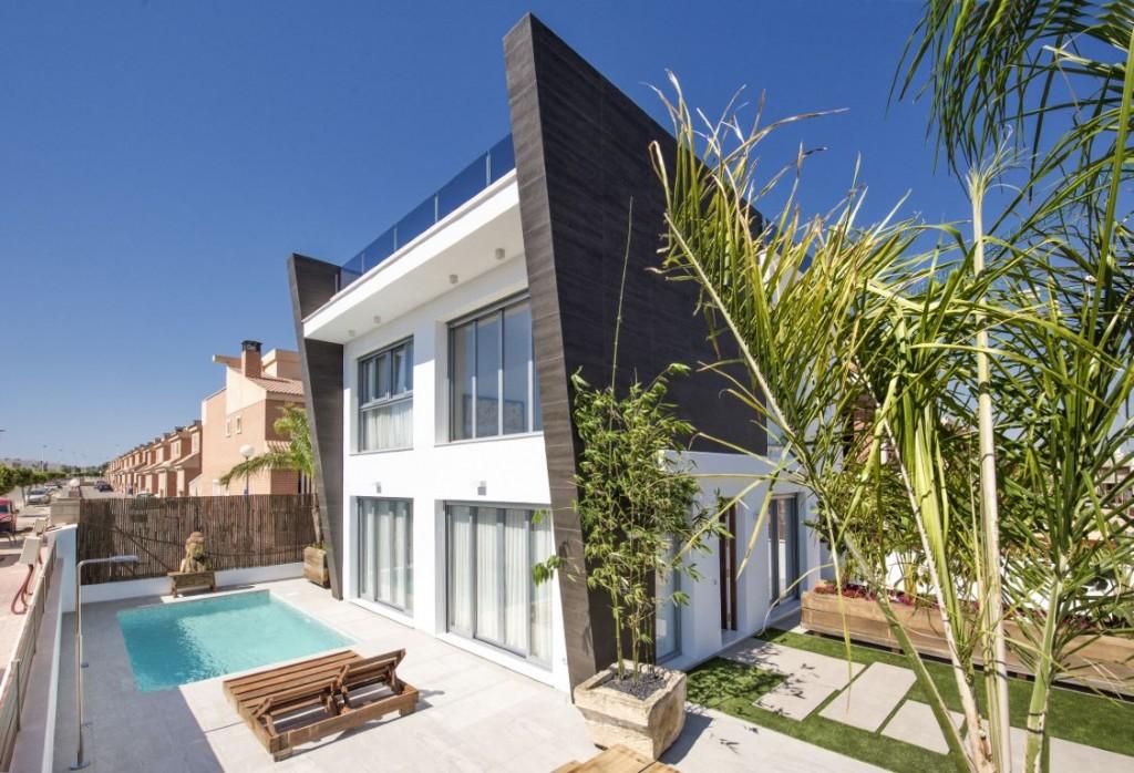 SSG-IHV1: Villa in Gran Alacant